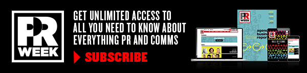 Subscribe to PRWeek